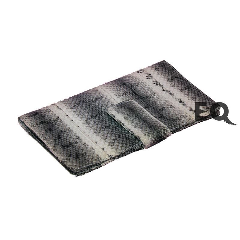 Бумажник натуральная кобра