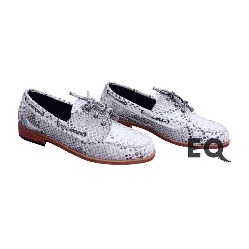 Туфли натуральный питон
