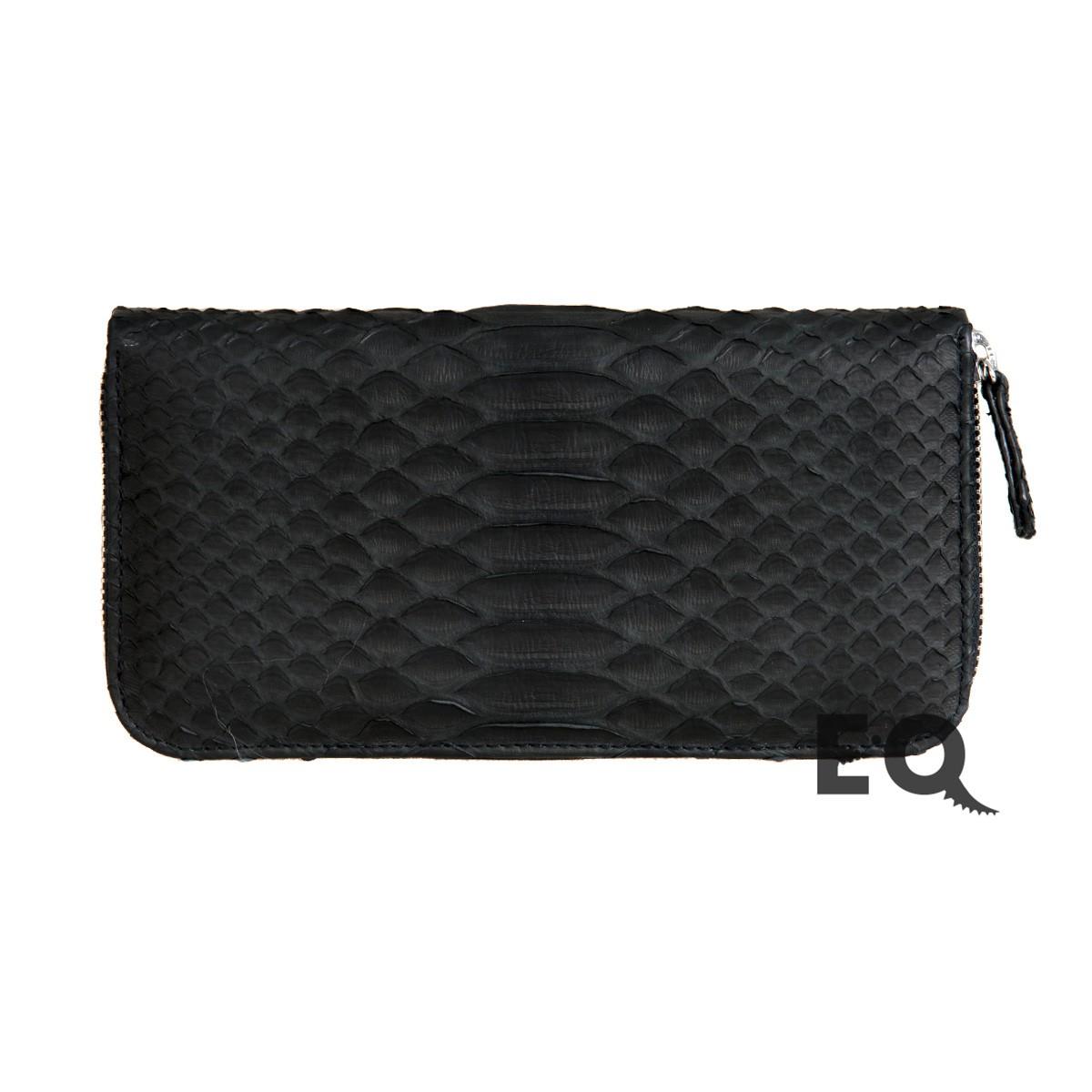 Черный кошелек из питона